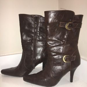 Chinese Laundry Sweet Girl Mid-Calf Boots